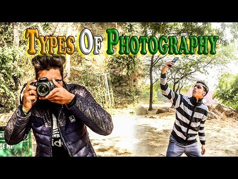 Types Of Photography | 25 Hours Entertainment