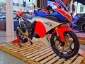 Sporty Abiss.. Honda All New CB150R Modifikasi Full Fairing