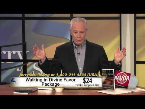 Walking In Divine Favor #4