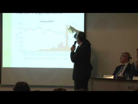 Stelios Loumakis  Presidente de SPEF Greek Association of Photovoltaic Energy Producers