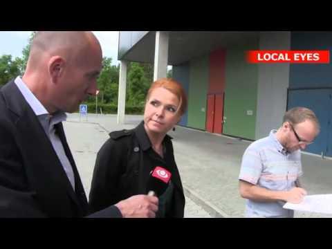 Demonstrant tilbyder Inger Støjberg to tusinde kroner