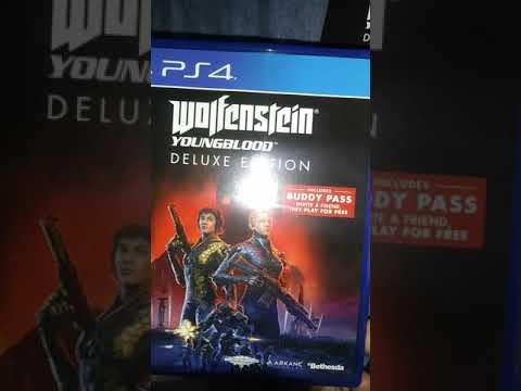 Buddy pass wolfenstein