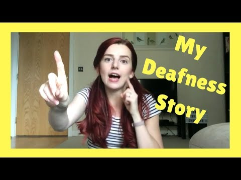 My Deafness Story   [CC]