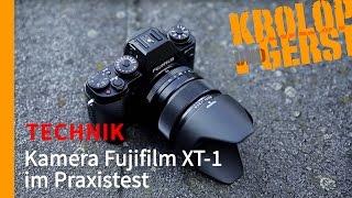 [K&G] TECHNIK // Die Fujifilm X-T1 im Praxistest