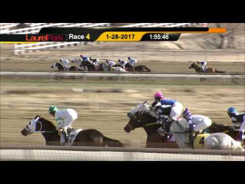 laurel park 1 28 17 replay show