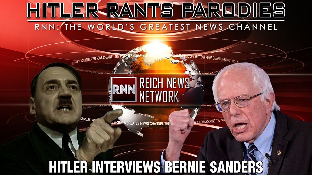 Hitler interviews Bernie Sanders