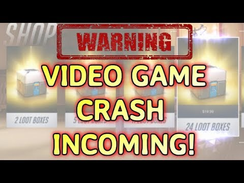 The Video Game Crash of 20XX Is Closer Than You Think..