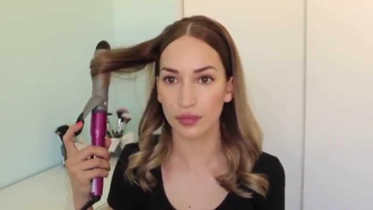 Kim Kardashian Wedding Inspired Hair - YouTube