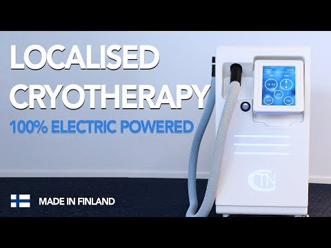 Localised Cryotherapy / X°CRYO™ ELECTRIC UNIT PRODUCT TEASER