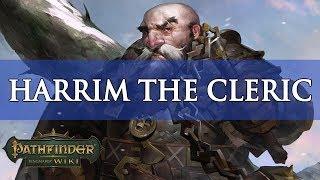 Pathfinder Kingmaker Builds: Harrim Beginner Guide