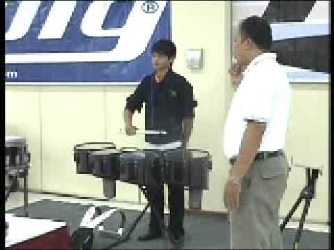 GPMB 2008 - Solo Percussion Puput - MB Bontang PKT
