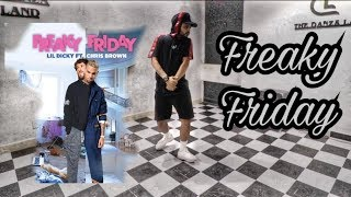 Freaky Friday |  Chirs Brown| Dance choreography | Thedanzaland