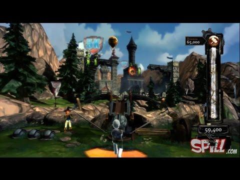 'Summer of Arcade Part 1: Wreckateer' Playthrough