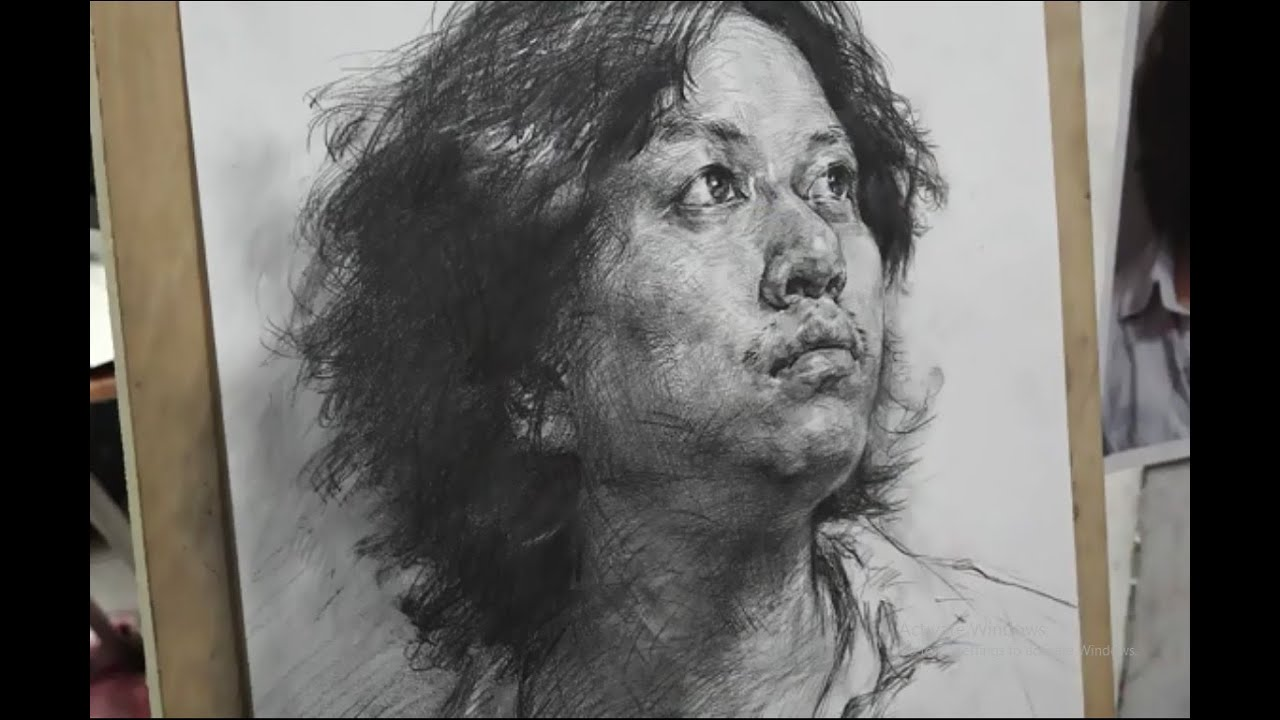portrait of an artist as a Review of the first episode of sky portrait artist of the year 2018.
