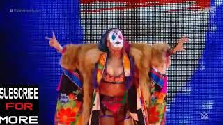 Carmella vs Asuka Women's Championship Full Match HD - WWE Extreme Rules Highlights 15th July 2018