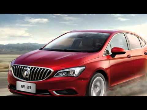 2017 Buick Verano Car Classification