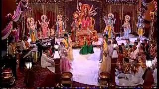 Saj Rahi Meri Ambe Maiya Full Song Tere Bhagya Ke Chamkenge Taare