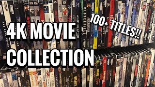 A lot of you have been asking, so i was happy to deliver! here is my entire 4k movie collection updated as january 2019, with over 100 ultrahd titles! ...