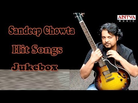 Sandeep Chowta Tollywood  Romantic Hit Songs ||  Jukebox