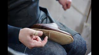 Обувь и акссесуары ручной работы в ателье TRENWOOD/Custom made shoes in atelier TRENWOOD.