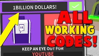 EVERY CODE FOR WOODCUTTING SIMULATOR - Roblox 2018 *Working Codes*