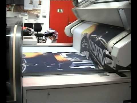 Digital Fabric Printing Youtube