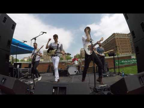 SUPER CITY Live @ The Johns Hopkins University Spring Fair, Baltimore, 4/30/2017