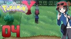 Der kleine, süße Löwe Leufeo! - Let's Play Pokémon X/Y #04