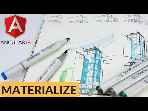 Angular 2 – Material design on your desktop apps  | T-Pub :)