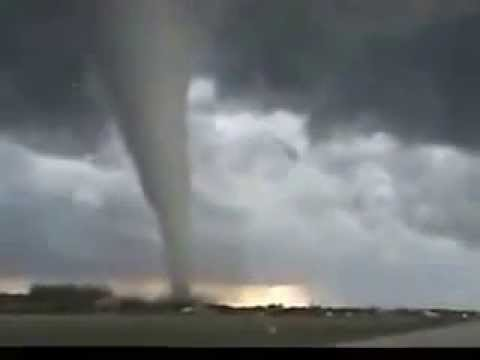 Tornado Natural Disaster - YouTube