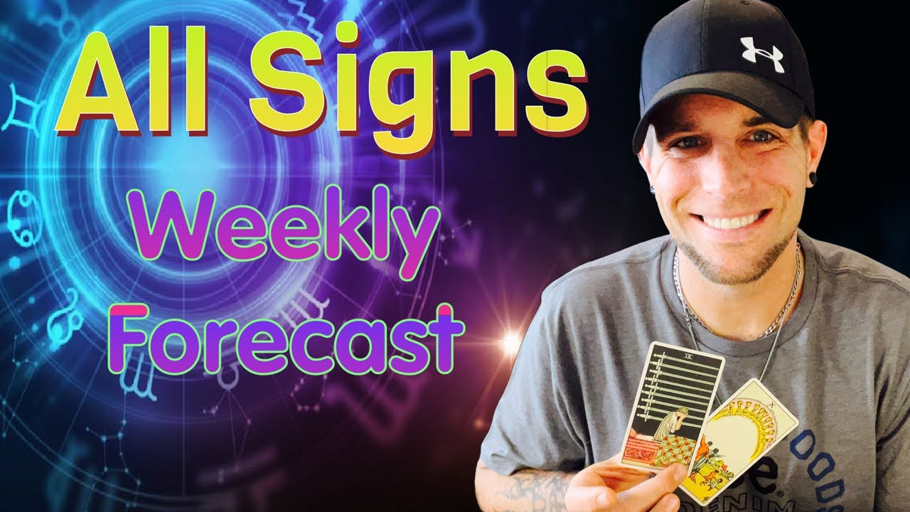 Download All Signs - WEEKLY FORECAST