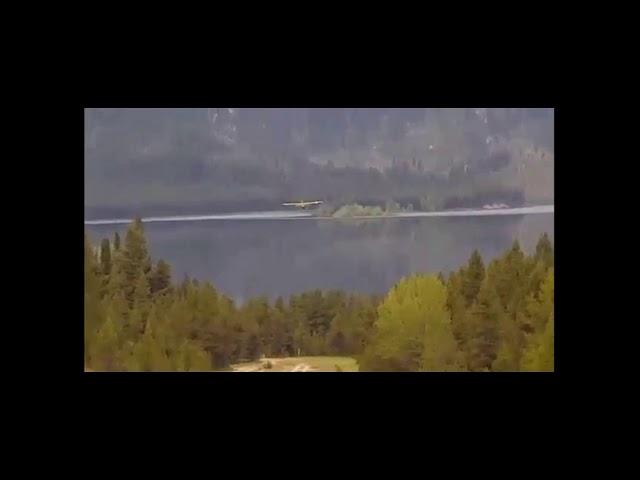 John Deere Deadwood Airstrip Idaho