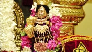 "Hymn To Awaken Lord Ranganatha (4000 Divyaprabandham) - ""Thirupalliyezhuchi"" (Thondaradipodi Azhwar)"
