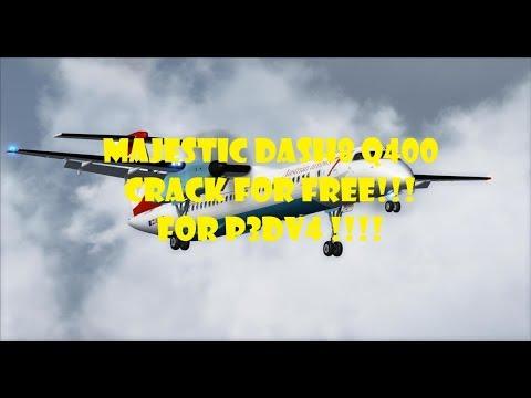 Majestic Dash8 Q400 P3Dv4 Crack FOR FREE