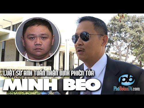"""Ls Anh Tuấn nói về phiên tòa Minh Béo: """"Hồ sơ này còn dời nhiều lần nữa!"""""""