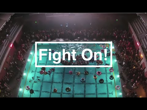 USC Welcome Week - Midnight Pool Party