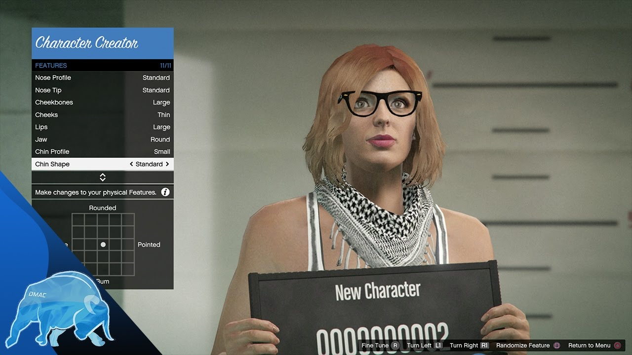 Gta 5 How To Make A Sexy Girl Charactersecond Character -2161