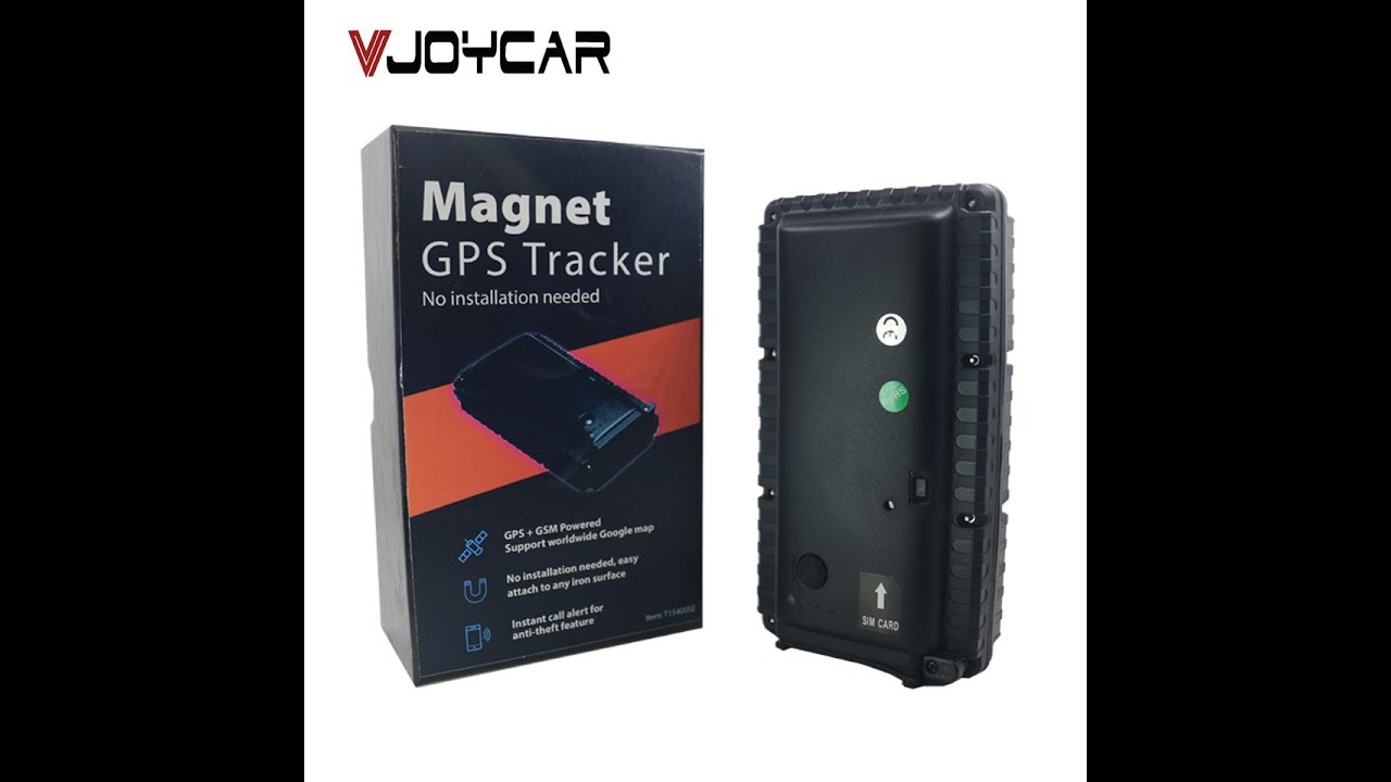 Gps Tracking Device With Long Battery Life For Car Trailers
