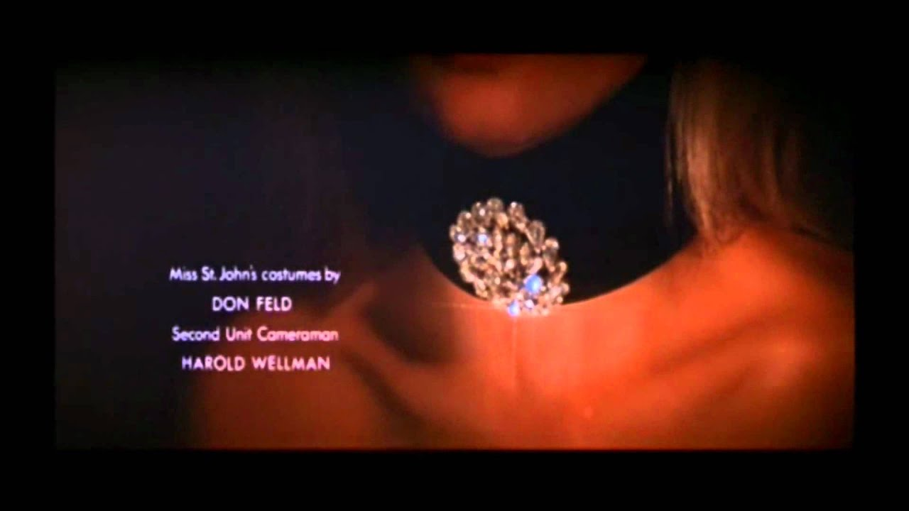 Diamonds Are Forever Opening Title Sequence