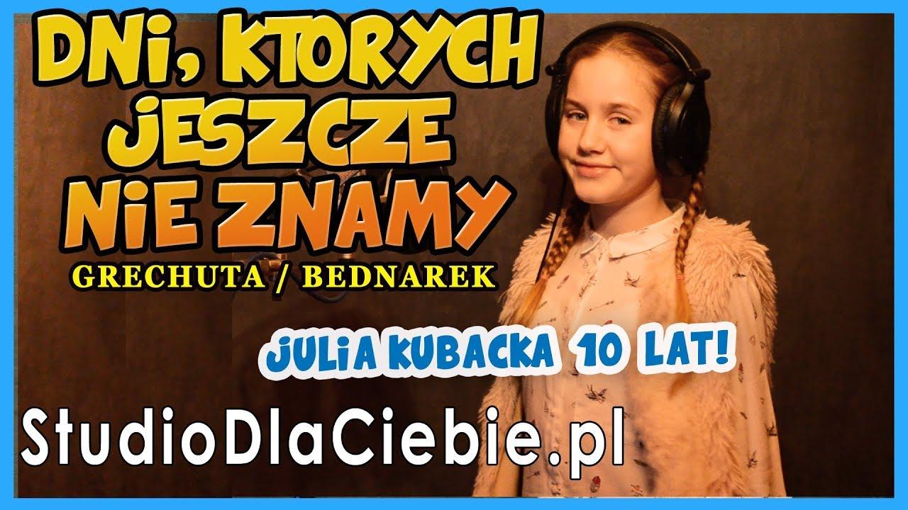 Dni Ktorych Jeszcze Nie Znamy Marek Grechuta Kamil Bednarek Cover By Julia Kubacka 1045 Youtube