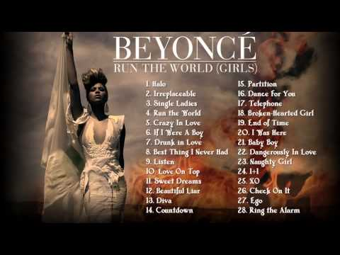 Beycé Greatest Hits New Editi 2015 The Best Of Beycé♥