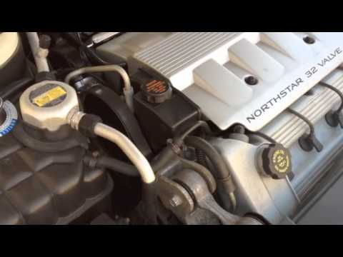 2006 Cadillac Cts Engine Diagram Northstar Rough Idle At Startup Vacuum Leak Youtube