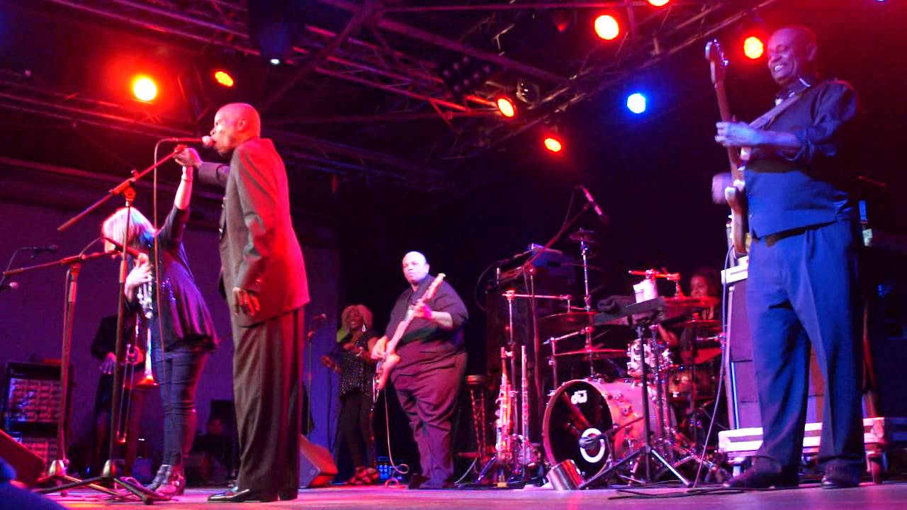 MACEO PARKER *make it Funky!*(Vol.11)*** Mainz/KUZ/18.11.2015
