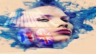 Comment convertir Photoshop  Français en Anglais - How to convert Photoshop French to English
