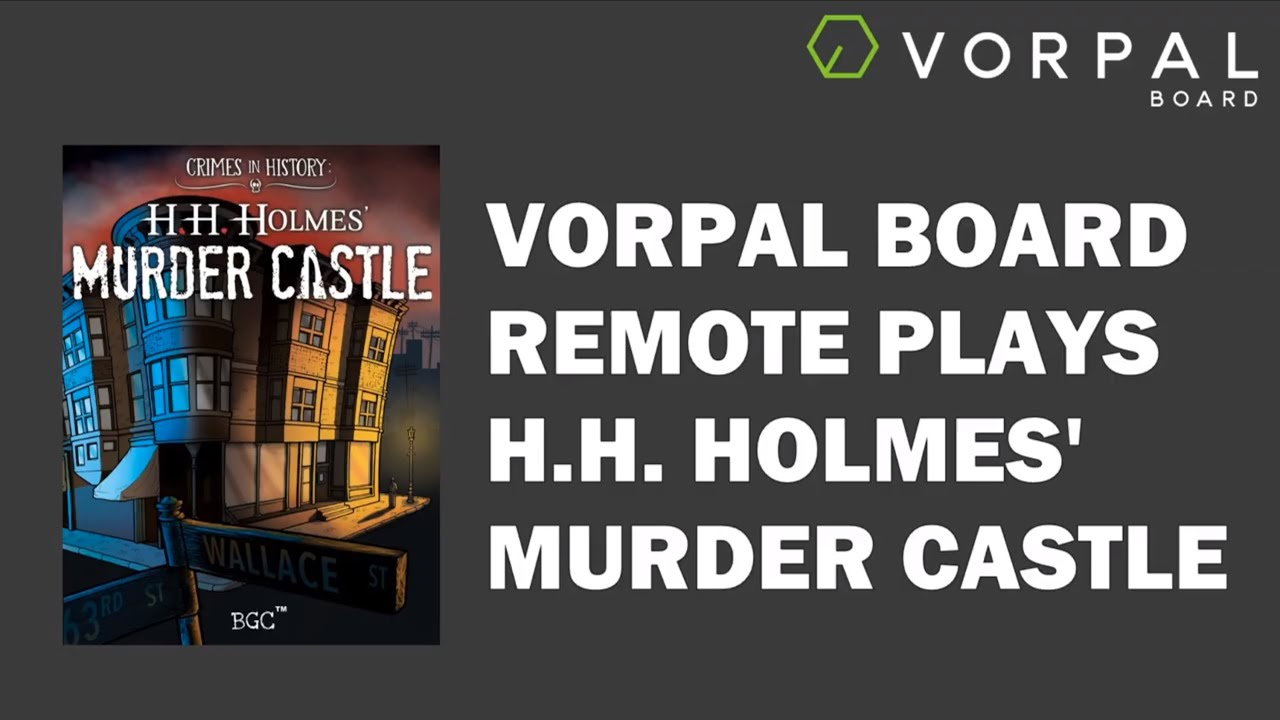 Crimes In History H H Holmes Murder Castle By Seth Cooper Of