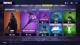 THE NEW SKIN LEGENDIS MOSTRUOSA! - Fortnite Shop Daily - Sunday 17 June 2018