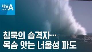 [사건파일]침묵의 습격자…목숨 앗는 너울성 파도