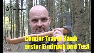 Condor Travel Hawk im Test