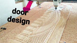 পুরো দরজার  নকশার ভিডিও।Old door design video.