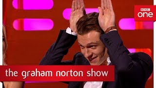 Tom Holland's strange audition for Andy Serkis - The Graham Norton Show: 2017 - BBC One